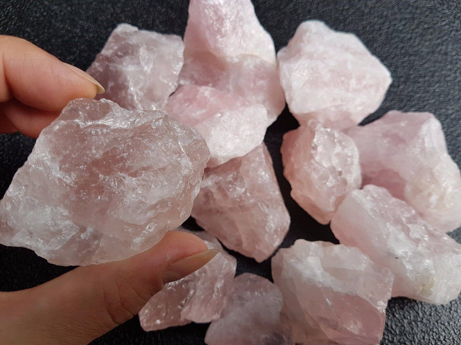 rose quartz anxiety